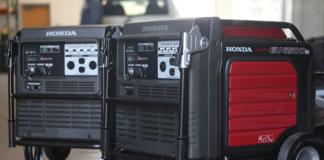 Honda 2000 kVA Rental Generato