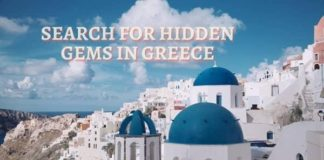 Search for Hidden Gems in Greece