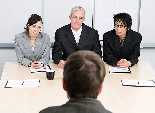 Medicine job interview