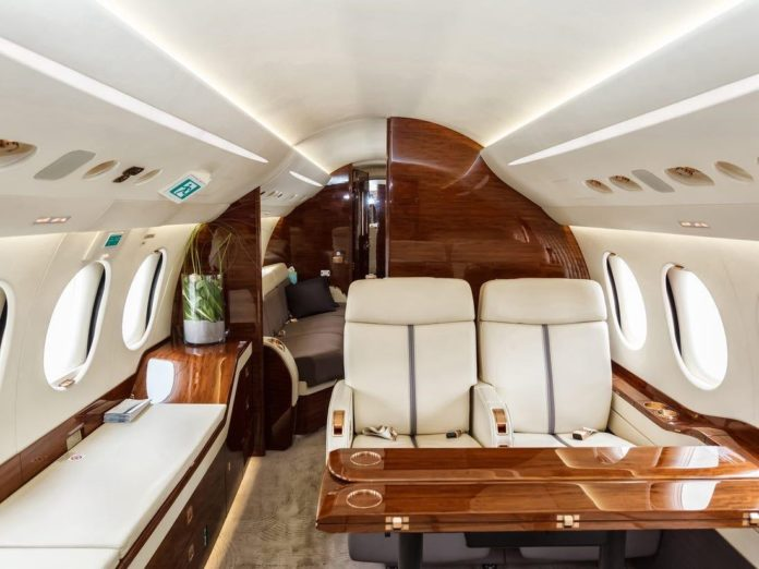 Private Jet for an Event