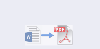 5 Top Features Of GoGoPDF's Word to PDF Converter