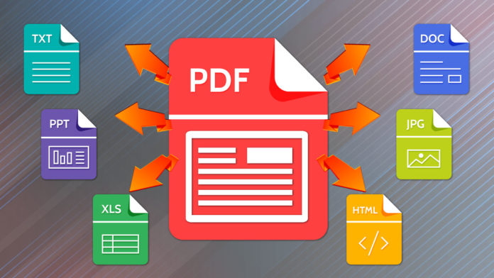 Free Online PDF Converter