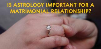 matromony relationship